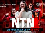 NTN se presenta en Teatro Coca Cola City