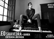 Leo Saaverda y banda en Ópera Catedral
