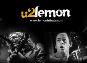 Lemon tributo a U2 en Club Chocolate