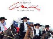 XXII Semana de la Chilenidad en Parque Padre Hurtado - 09 al 19 de Septiembre
