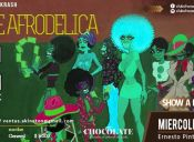 Noche Afrodélica en Club Chocolate