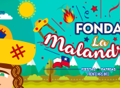 Gran Fonda La Malandrina, en Curico - 17 y 18 de Septiembre