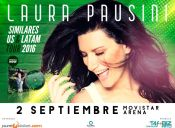 Laura Pausini en Chile