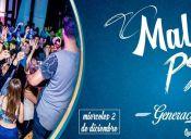 Fiesta Maldita PSU en Quilpué