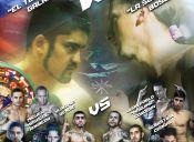 Campeonato Mundial de Kick Boxing - Teatro Caupolicán