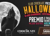 Halloween en Club Chocolate