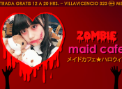 Zombie Maid Cafe - 31/10/2016