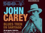 John Carey Blues Tren