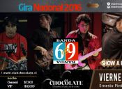 Banda 69 en Club Chocolate