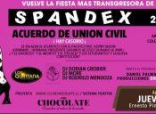 Fiesta Spandex en Club Chocolate