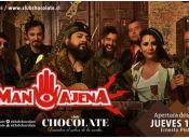 La Mano Ajena en Club Chocolate