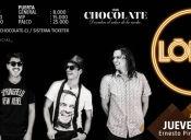LÓPEZ en vivo, Club Chocolate