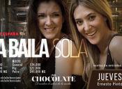 Ella Baila Sola en Club Chocolate