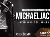 TRIBUTO A MICHAEL JACKSON, Club Chocolate
