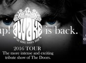 AWAKE is back. 2016 Tour en Club Chocolate
