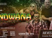 Gondwana en Club Chocolate