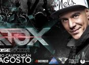 ZATOX by Disaster Party - New World Order Tour @ Teatro Caupolican