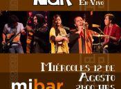 Nebis Nak en Vivo en MiBar