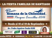 Fiesta de la Chilenidad Cerrillos 2016 - 16 al 19 de Septiembre
