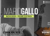 Mario Gallo y los electricos