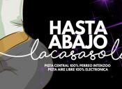 HASTA ABAJO ♫ ESTA NOCHE TENGO LA CASA SOLA ► 5TA EDICION ► SAB22 @CENTROELCERRO