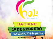 THE HOLI FESTIVAL 2017, La Serena