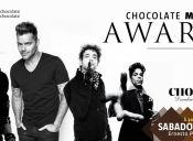 Chocolate Music Awards, un espectacular show de baile y música