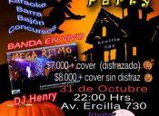 Hallovip Party - 31/10/2016