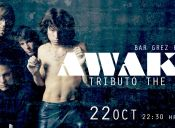 Awake Tributo a The Doors en Bar Grez