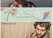 Zutra Microclub en Teatro Caupolicán