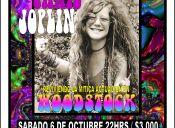 Kozmic Blues Tributo a Janis Joplin - Pub La Piedra Feliz, Valparaíso