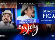 Bombo Fica en Enjoy Santiago