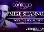 Mike Shannon @ Santiago Beats, Club La Feria