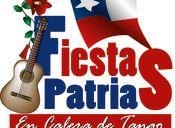 Fiestas Patrias en Calera de Tango 2013