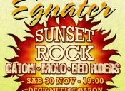 Sunset Rock Egnater en Valparaíso