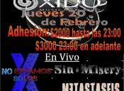 Ciclo Rock Chileno 2014 en Bar Oxido