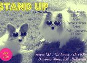Stand up comedy en Bar 105