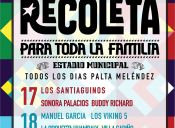 Carnaval Dieciochero Recoleta 2014 - 17 al 20 de Septiembre