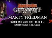 Guitarfest 2015, Teatro Municipal de Valparaíso