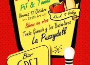 La Puzzydoll y Los Bachelores en vivo en Bar Grez
