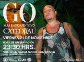 GO + Banda en Vivo, Ópera Catedral