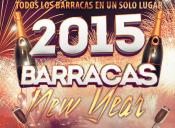 Fiesta de Año Nuevo 2015 en Barracas Club La Florida