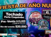Fiesta Año Nuevo 2015 Open Space, Coquimbo