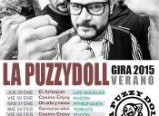 La Puzzydoll gira verano 2015 - Sur de Chile