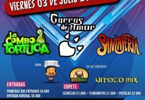 1ER FESTIVAL DE CUMBIA CHILOMBIANA