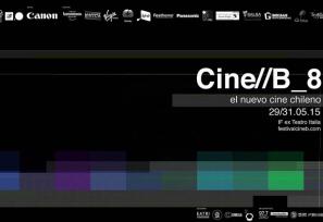 Festival Cine//B_8.2:  Del 29 al 31 de Mayo