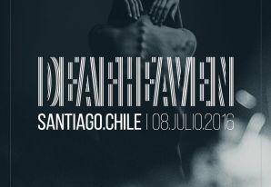 Deafheaven en Chile
