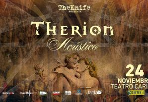Therion acústico en Teatro Cariola