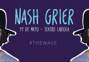 Nash Grier en Chile
