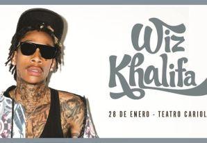 Wiz Khalifa en Chile